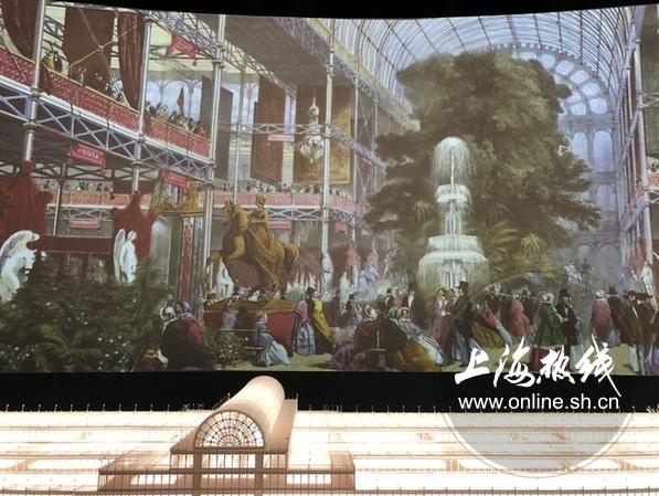 伦敦水晶宫幸存至今_魔都100:世博会博物馆 在上海切身感受世博会150多年的历史 ...